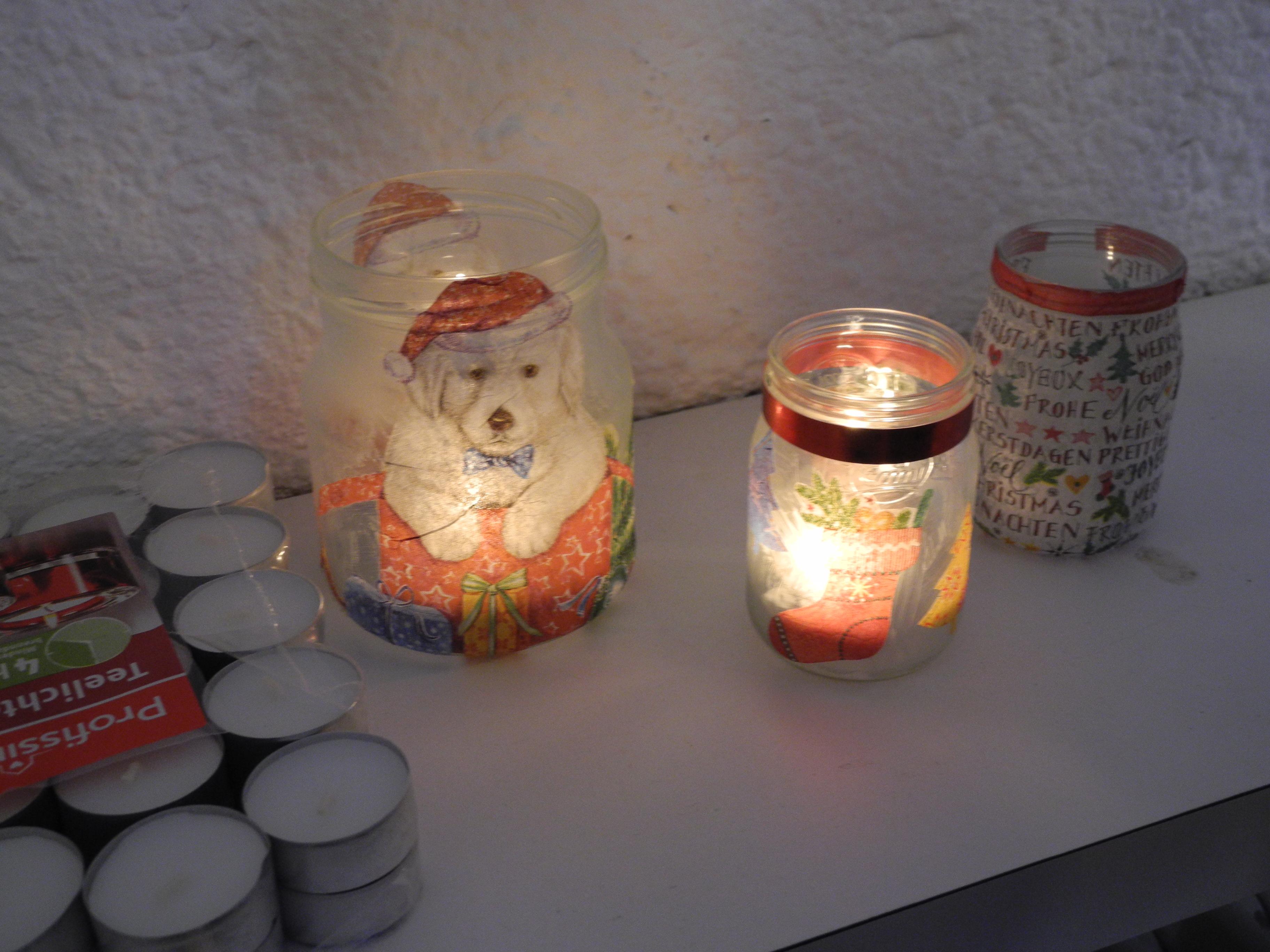 Fabelhaft Kleine Weihnachtsgeschenke Basteln Dekoration Von Unseres/er Fsj-mitarbeiters/in Werden Kurz Vor Weihnachten Verschiedene